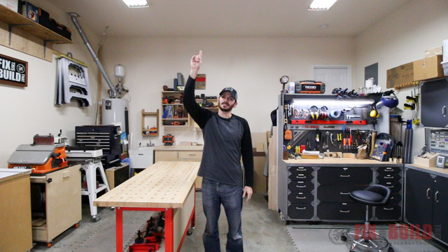 Woodworking Shop Tour Jan 2018 Fixthisbuildthat