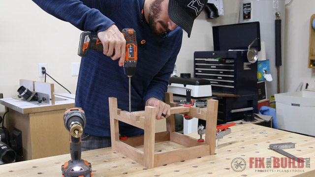 DIY Step Stool How to Build-32