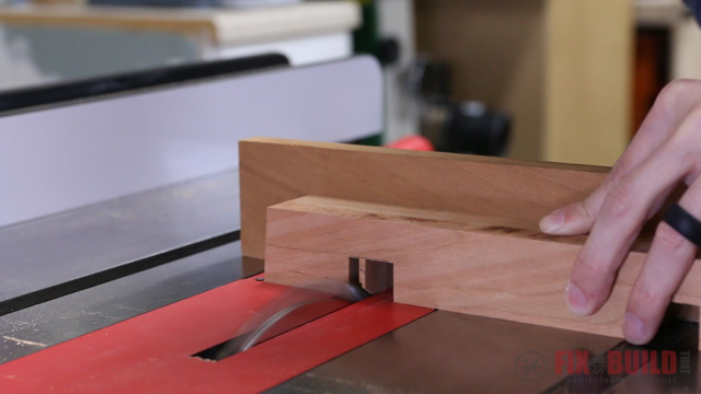 cutting notches with a dado blade