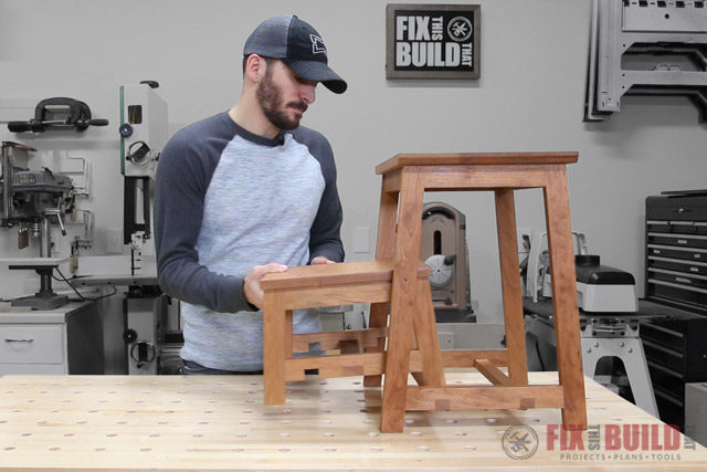 How to Build a DIY Step Stool