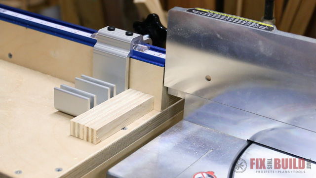 Easy Cutting on a Miter Saw