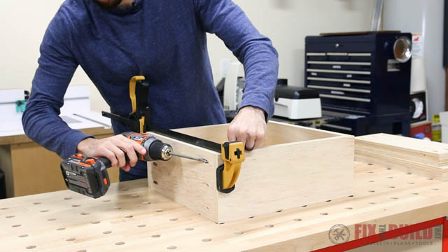 making drawers with a kreg jig