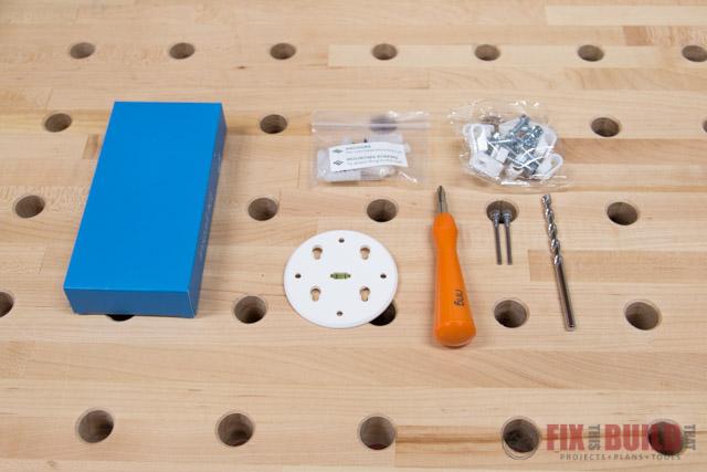 Ring Spotlight Camera Install Kit
