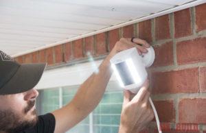 Ring Video Spotlight Install How to