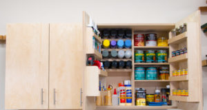 DIY Wall Cabinet