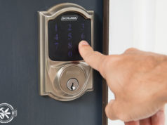 How to Install a Keyless Door Lock Schlage Connect