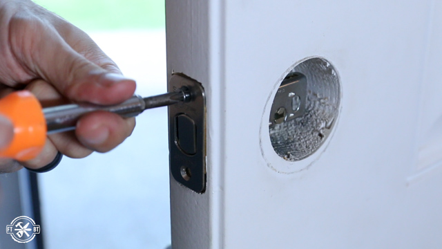 How To Install Keyless Door Lock Schlage Connect Fixthisbuildthat