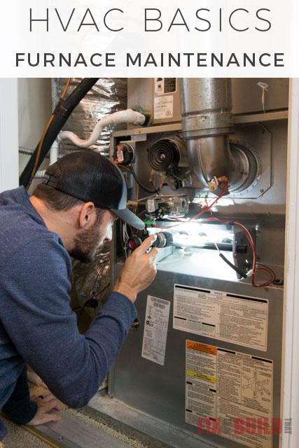 HVAC Basics - Furnace Maintenance How To