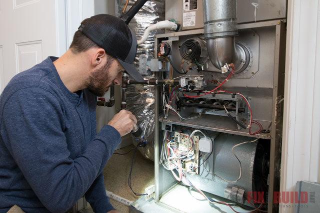 Hvac Basics  Furnace Maintenance