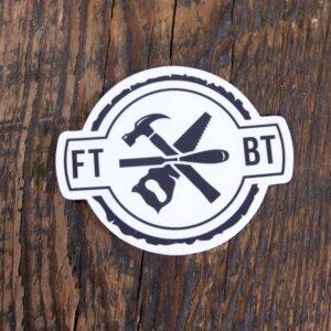 FTBT Logomark Sticker