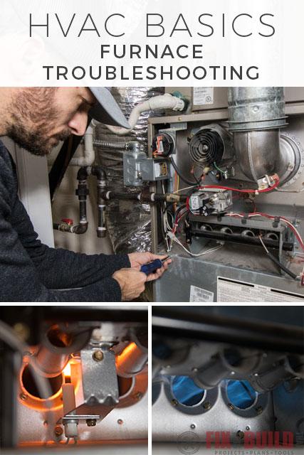 Hvac Basics  Furnace Troubleshooting