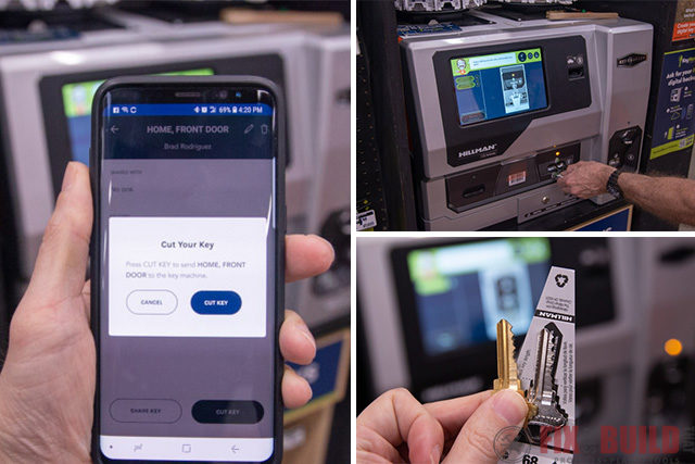 Cut House Keys with Your Cell Phone and Key Hero