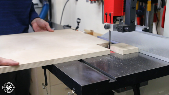 cutting cabinet toekick