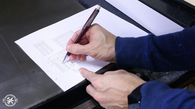 cabinet sketchup plans