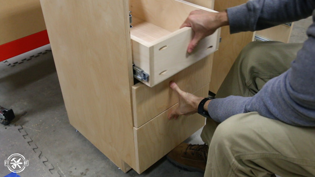 how to size drawer fronts