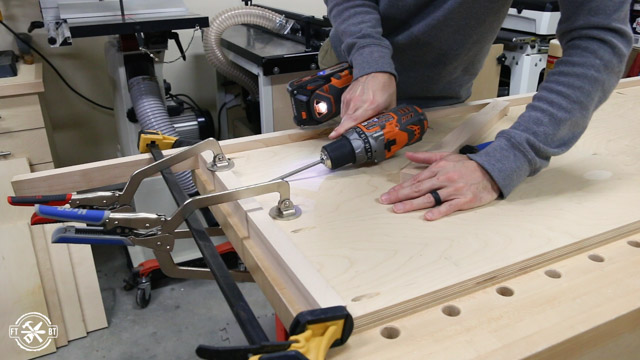 workbench top diy