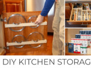 DIY Kitchen Organization Projects