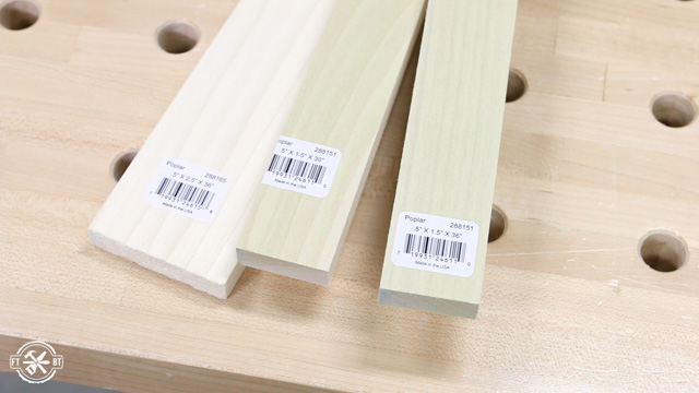 Wood for Spice Rack