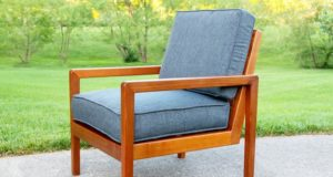 DIY Outdoor Chair How to Build
