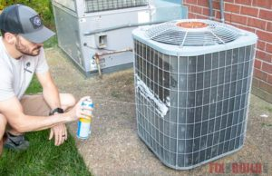 HVAC 101 Air Conditioner Maintenance