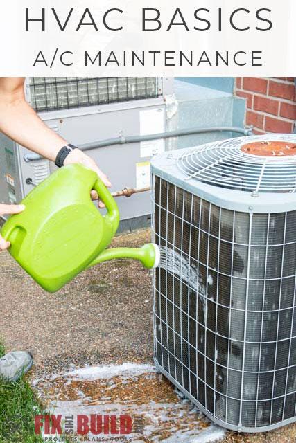 HVAC Basics Air Conditioning Maintenance How To
