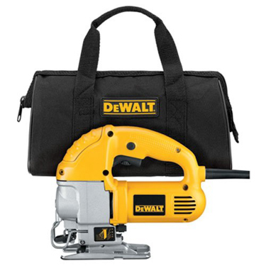 DeWalt Jigsaw with carry bag