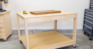 How to Build a DIY Work Table