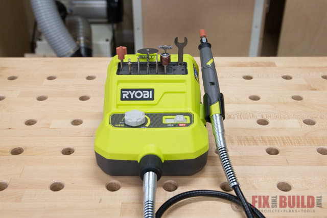 RYOBI Cordless Rotary Tool