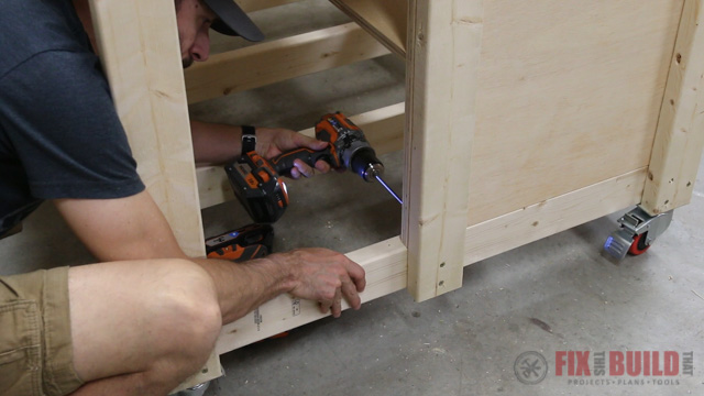 Phenomenal Simple Way To Add Drawers To Any Workbench Fixthisbuildthat Ibusinesslaw Wood Chair Design Ideas Ibusinesslaworg