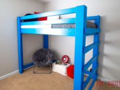 DIY Loft Bed How to Build