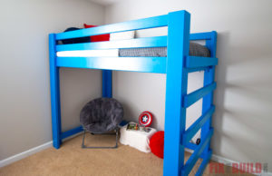 DIY Loft Bed How to Build