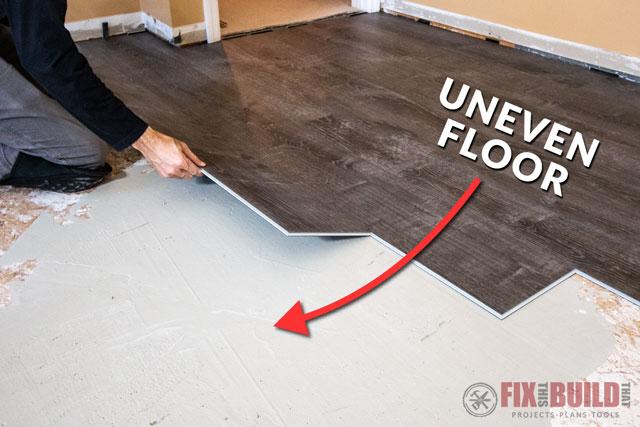 10 Beginner Mistakes Installing Vinyl, Can A Novice Install Laminate Flooring