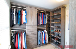 Dream Master Closet Makeover