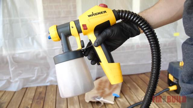 Wagner Flexio 5000 HVLP Sprayer
