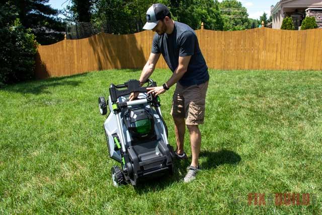 EGO 56V Lawn Mower