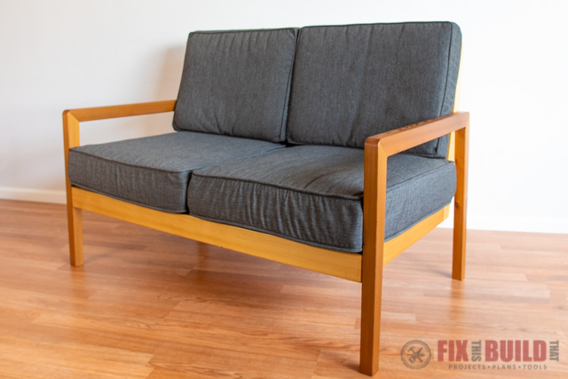 DIY sofa modern Outdoor style
