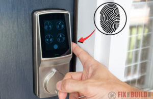 Lockly Keyless Fingerprint Smart Lock Install