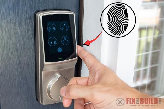 Lockly Keyless Fingerprint Smart Lock Install