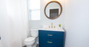 Easy Small Bathroom Remodel