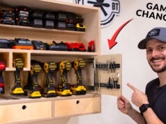 Ultimate Drill Charging Station